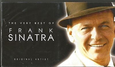 Sealed BRAND NEW 4 CD Boxed Set Frank Sinatra The Very Best Of