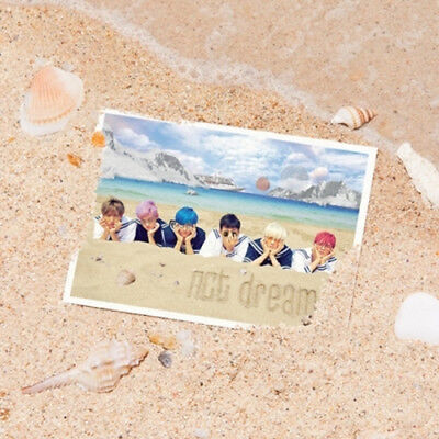 [NCT DREAM] We Young -1st Mini Album K-POP CD+Booklet+Photocard+Gift