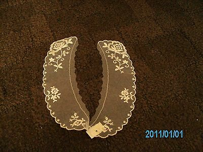 New lace collar