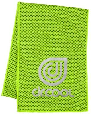 (Day Glo) - Dr. Cool Chill Sport Cooling Towel. Dr Cool. Delivery is Free
