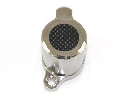 Ducabike Ducati 749 999 Clutch Slave Cylinder Carbon Inlay - Silver