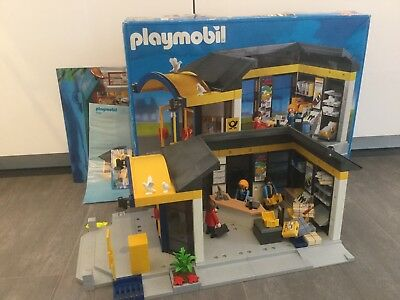 Playmobil 4400 - Post - Postfiliale Mail - Top