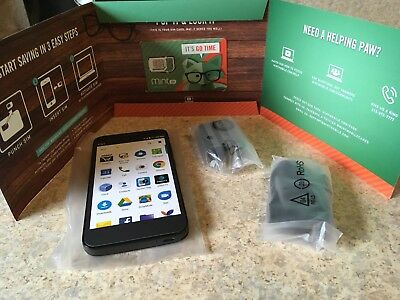 Alcatel Ideal Xcite 5.0 LTE Brand new w Pre paid 3 month mint mobile 2gb service