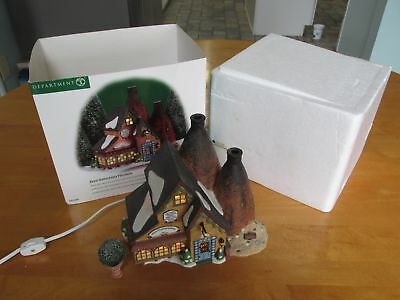 One Department 56 Dickens Village Royal Staffordshire Porcelains Original Box