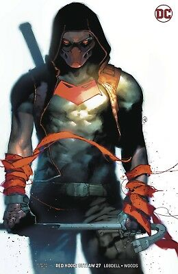 Red Hood: Outlaw #27 (2018 DC) Putri Variant Cover B NM!! (and the Outlaws)