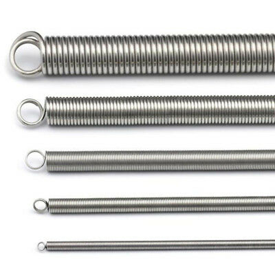 0.3x3x300mm to 2x17x300mm 304 Stainless Steel With Hook Spring Expansion Small