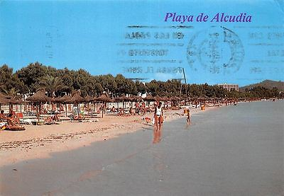 Playa de la Alcudia Restaurante Share certificate Spain 1962