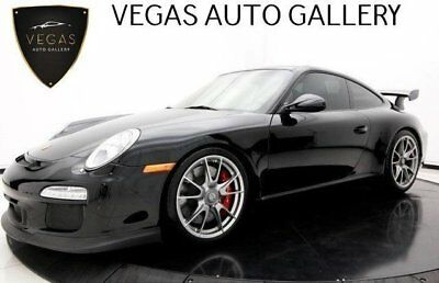 2011 Porsche 911 GT3 6-Speed Manual, Sport Chrono Package, & Front Axle Lift