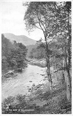 In The Pass of Killiecrankie Landscape River