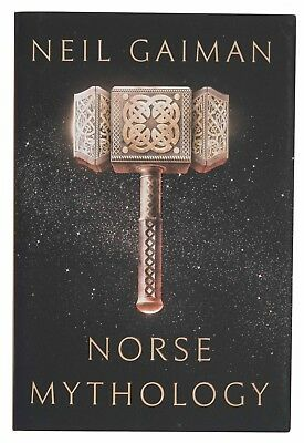 NEW Audio Book Norse Mythology by Neil Gaiman Unabridged 2018