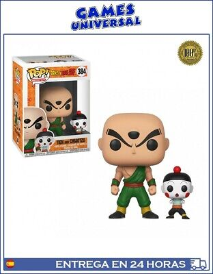 Funko Pop Dragon Ball Z Tien And Chiaotzu