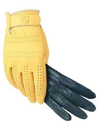 (8, Natural) - SSG Deerskin Suede Glove. Delivery is Free