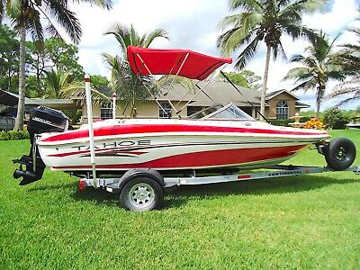 2005 Tracker Tahoe Q4SF w/ Mercury 90HP 2-Stroke Great Condition