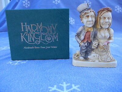 """Harmony Kingdom Royal Watch Collector's Club """"The Big Day"""" 1996 Members Only NEW"""