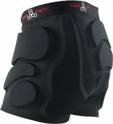 Triple 8 Bumsaver Black Junior Hip Pads. Triple Eight. Shipping is Free