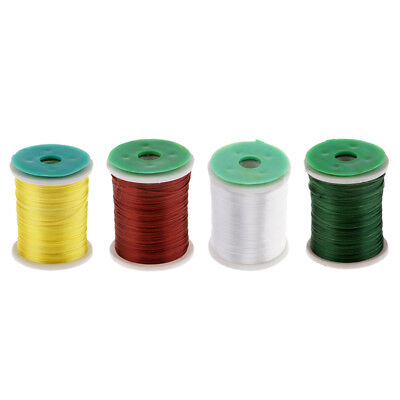Assorted Colors 210D High Strength Fly Fishing Thread Fly Tying Materials