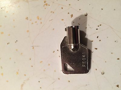 FEO-K1 Elevator Key Fire Service New