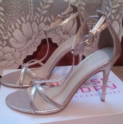 Chinese Laundry Gold Womens Shoes Size 10 Heels z-live show sparkle wedding  NEW afe512e508