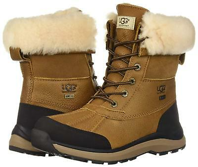 ad13695a8a5 WOMEN'S SHOES UGG Adirondack III Leather/Suede Winter Boot 1095141  Chestnut*New*