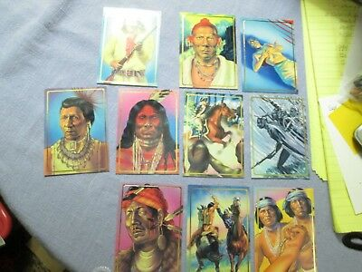 1995 Bon Air  American Trading Cards  Lot of 9