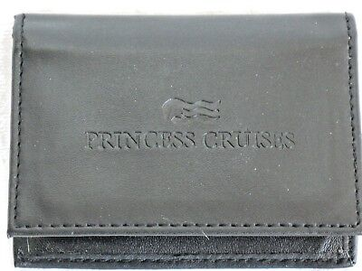 2 Princess Cruises Full Suite Leather Key Card Holders / Wallet
