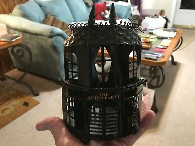 Yankee Candle 2016 Boney Bunch After Party Haunted House Jar Candle Holder
