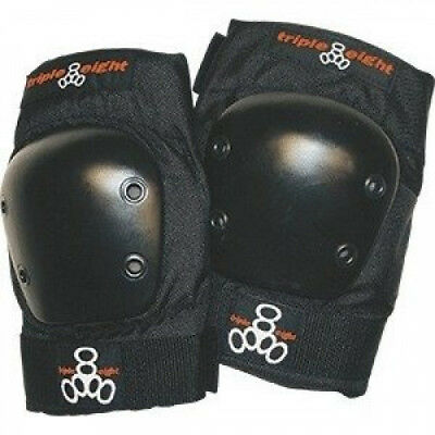 Triple 8 EP 55 Black Large Elbow Pads. Shipping Included