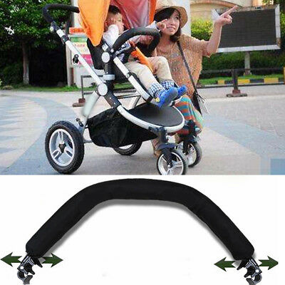 Baby Trolley Armrest Bumper Bar Handlebar Accessories Stroller Decorate Supply