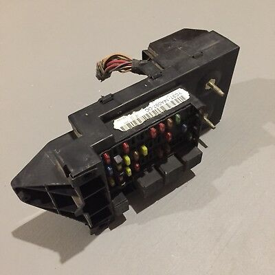 1999-2000 Ford Superduty Interior Dash Fuse Box Junction Block Yc3T-14A067-Dc