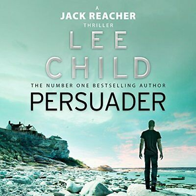 Persuader By: Lee Child - Audiobook