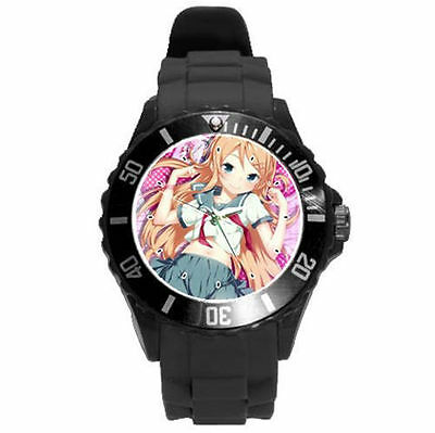 Oreimo Unisex Childrens Adult's boys girls Durable Color Wrist Watches