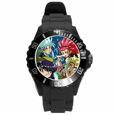 Tenchi Muyo Unisex Childrens Adult's boys girls Durable Color Wrist Watches