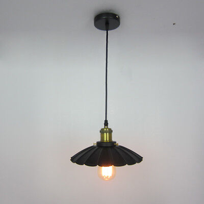 Retro Chandeliers Iron Loft Ceiling Lamp Industrial Farmhouse Pendant Lights
