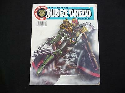 2000AD The Complete Judge Dredd issue 1 (LOT#1520)