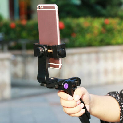 Handheld Stabilizer Phone Grip Mount Holder Stand Recording For iPhone