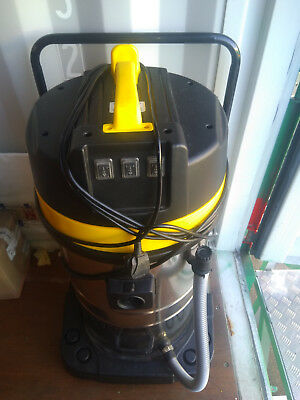 Industrial Cleaner - Wet and Dry Vacuum Cleaner