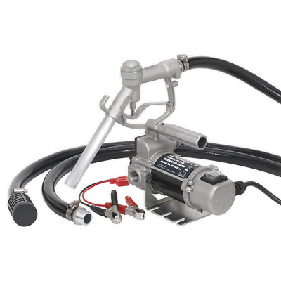 TP9624 Sealey Diesel/Fluid Transfer Pump Portable 24V [Fluid Transfer]