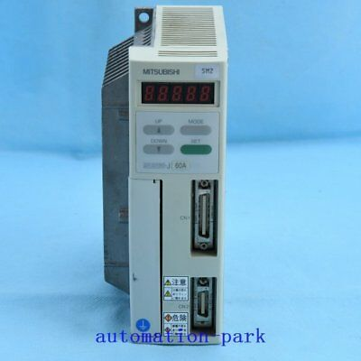 Used 1 Piece Mitsubishi Servo Drive MR-J60A Tested In Good Condition