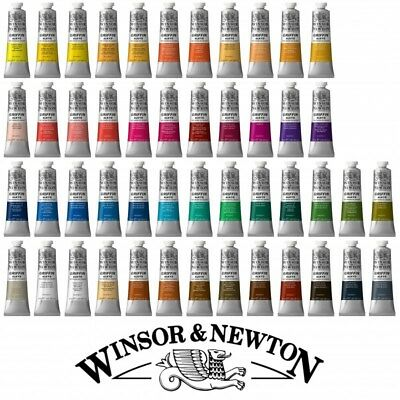 Winsor & Newton Griffin Alkyd 37ml - Full Set of 47