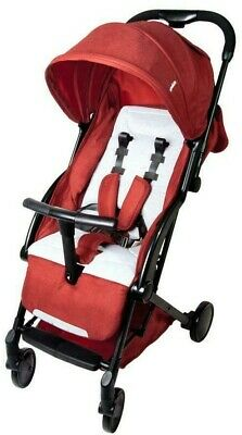Mamakids B39 Pushchair Baby Stroller Carry Buggy Foldable Compact Pram Single