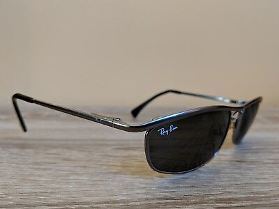Authentic B&L Ray Ban Jr Junior Sunglasses RJ 9502S 202/71 Silver 51/17