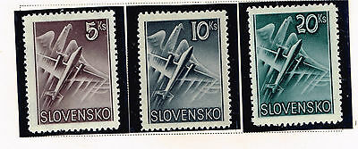 Slovakia WW2 German Protectorate Aviation set 1940 MLH