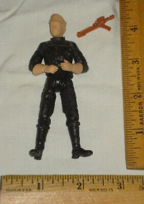 Star Wars  AOTC Imperial officer with Gun Action Figure  Prototype Test Shot