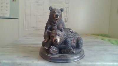 Black Bears very detailed and cool must have for that bear collector