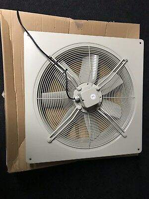 Ziehl Abegg Industrial Plate Axial Extractor Fans 230v High Quality 2yr Warranty Hvac Fans & Blowers