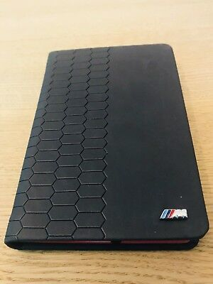 Original BMW M Notizbuch schwarz Pocket