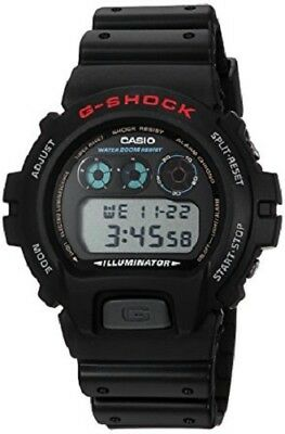 Casio G-Shock Men's Quartz Chronograph Black Resin Sport 45Mm Watch Dw6900-1V