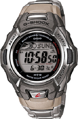 Casio G-Shock Men's Tough Solar Atomic World Time Sport 46mm Watch MTGM900DA-8A