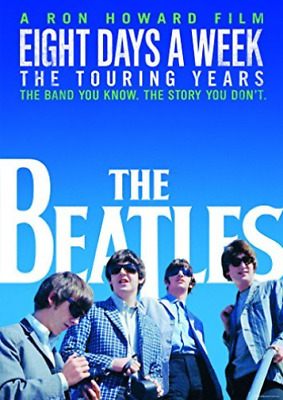 Beatles-Eight Days A Week - The Touring Years / (Dol) Dvd Nuevo