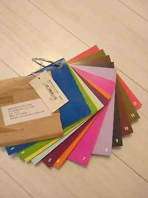 Paul Smith coloured ring bound notebooks